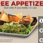 Ruby Tuesday Coupon: Free Appetizer