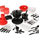 84-Piece Kitchen Combo Set, $39 at Walmart's End-of-Year Clearance
