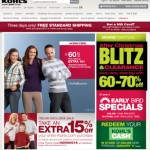 15% Off Any Order at Kohl's