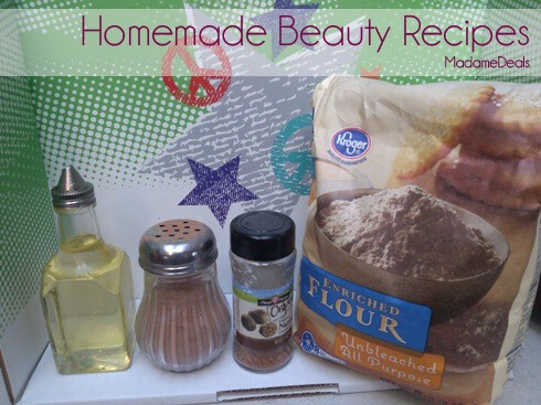 Homemade Beauty Recipes