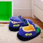 Silly Slippeez Glow-in-the-Dark Kids' Slippers Only $13.99!