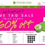 Piperlime Lime Tag Sale Up to 60% Off