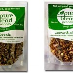 Pure Blend Granola Giveaway