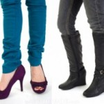 Rampage Pumps & Boots – $14.99 – $19.99