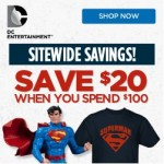 Man of Steel Gifts Up to 20% Off
