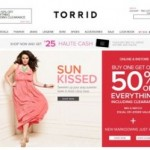 Torrid Sale Buy One Get One 50% Plus Size Fashion