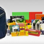 Back to School Bag with 21-Piece School Supply Bundle 65% Off