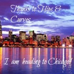 This girl is taking her Hips & Curves to Chicago!!