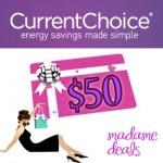 CurrentChoice $50 Giveaway for People in Texas