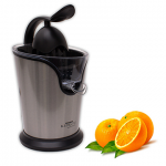 Save 75% on a Stainless Steel Electric Juicer by Kung Fu Master