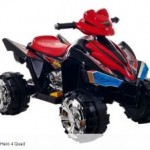 Lil Rider Battery-Operated Ride-On Quads 60% Off