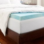 PuraSleep 2″ or 3″ Gel-Enhanced Memory-Foam Mattress Topper as low as $79.99!