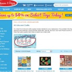 Melissa and Doug BOGO 50% Off Arts & Crafts