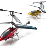 R/C Micro Gamma Helicopter 2-Pack only $29.99!