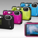 Olympus Tough Waterproof and Shockproof Digital Camera Only $129.99