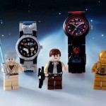 Star Wars Lego Watch with Mini Figure Only $11.99!