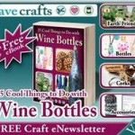 25 Cool Things to Do with Wine Bottles FREE eBook