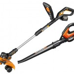 WORX 24V Trimmer/Edger and Blower Combo 43% Off