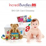 $40 Incredibundles Gift Card Giveaway