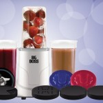 Big Boss 15-Piece 300-Watt Blender System Only $29.99 Shipped!