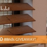 Mission Giveaway Blinds Chalet Win $300 Blinds