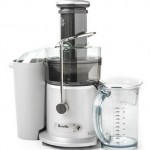 Refurbished Breville the Juice Fountain Plus Only $79.99!