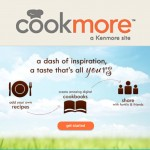 Cookmore Kenmore FREE Recipes, Meal Planner and more!