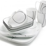 Corelle Square 16-pc Set Only $39.99!