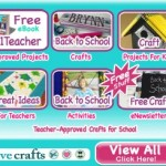FREE Back to School Crafts eBook