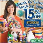 Discount School Supply Back To School Stock Up Sale
