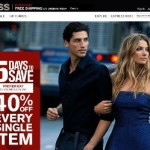Express Labor Day Sale 40% Off