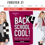Forever21 Coupon 10% Off