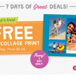 Today Only Get Your Free Collage Print
