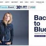 GAP Sale 30% Off