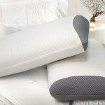 Set of 2 SensorPedic Gel-Infused Memory Foam Pillows 50% Off