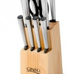 Ginsu Koden Series 10-Piece Cutlery Set Only $24.99!