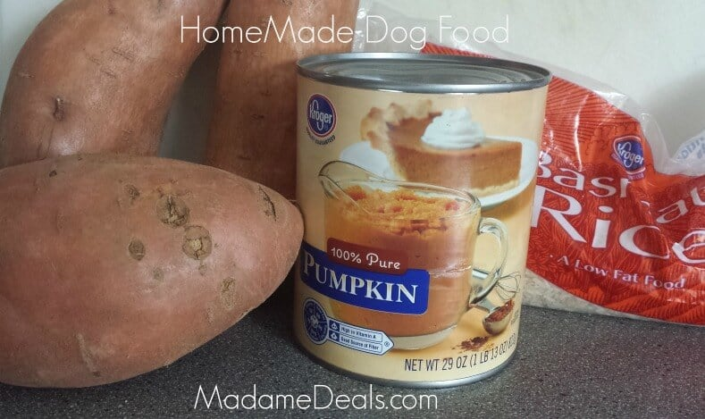 homemade dog food 1