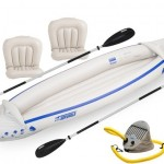 Sea Eagle SE 370 Inflatable Kayak Up to 59% Off