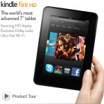 Kindle Fire HD 7″ only $159 Shipped