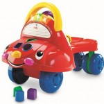 Fisher-Price Laugh & Learn Stride-to-Ride Learning Walker Only $49.99!