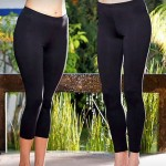 2 Pairs of Organic InTouch Yoga Leggings Only $29 Shipped!