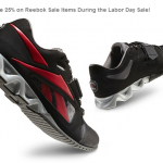 Reebok Labor Day Weekend Sale