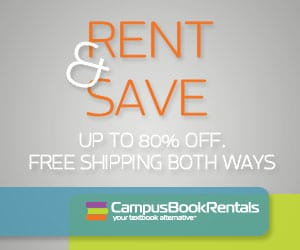save on textbooks