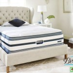 Simmons Beautyrest Recharge St Chapelle Luxury Firm Pillow-Top Mattress Sets Up to 65% Off