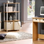 Storage Shelf with Bins or Laptop Desk Up to 61% Off