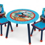 KidKraft Thomas the Tank Engine & Friends Table & Chairs Set only $49.99!