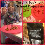 #Ad Support your local school with Tyson's Back to School Project A+ Program!