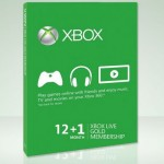 13-Month Xbox Live Gold Membership Only $44.99!