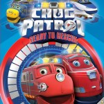 Chuggington DVD and StackTrack Rescue at Rocky Ridge Action Playset Review