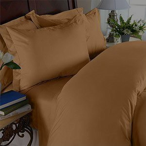 Deep pocket bed sheets
